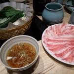 京都 瓢斗 四条烏丸店 - 出汁しゃぶランチ