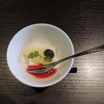 京都つゆしゃぶCHIRIRI - つゆしゃぶコースのデザート