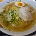 餃子の王将 - 2015年11月 日本ラーメン 734円
