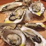 トレス スペインバル - 篠島産 牡蠣