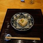 しらに田 - うち山仕込みの焼きゴマ豆腐