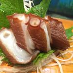 大海寿司 - 蛸  絶品 神