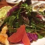 トレス スペインバル - サラダ