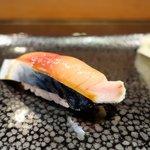 松寿司 - 〆さば