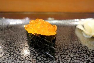 松寿司 - いくら