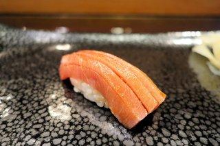松寿司 - とろ
