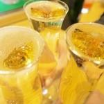 45878837 - シュワシュワの乾杯☆彡