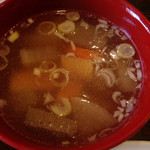 リトルモウ - けんちん汁風のスープ