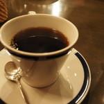 コーヒーハウス葡萄畑 - コーヒーです。