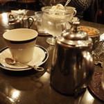 コーヒーハウス葡萄畑 - コーヒーポットです。