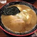 麺屋 もず - 中華そば(680円)+味玉(クーポン0円)