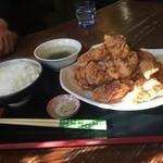 夢郷 - 料理写真:鶏唐揚げ¥850