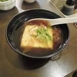 海鮮屋台 新鮮組 - 揚げ出し豆腐