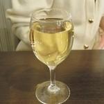 海鮮屋台 新鮮組 - 家内の白ワイン