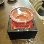 海鮮屋台 新鮮組 - 地酒(あさ開 & 南部美人)