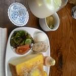 ルルツ - 料理写真:モーニング 600円