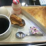 カプチーノ - 料理写真: