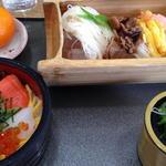 45885123 - 播州手延べ素麺「揖保乃糸」定食(1230円)