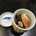 蕾 - ふぐのヒレ酒
