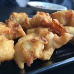鶏&デリ - 鶏たま揚げ