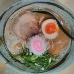 みつ星製麺所 - 和風ラーメン-柚子胡椒がええ感じ