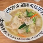 ねいろ屋 - 荻窪野菜と雉スープのタンメン