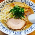 ねいろ屋 - 煮干しょうゆ・細麺
