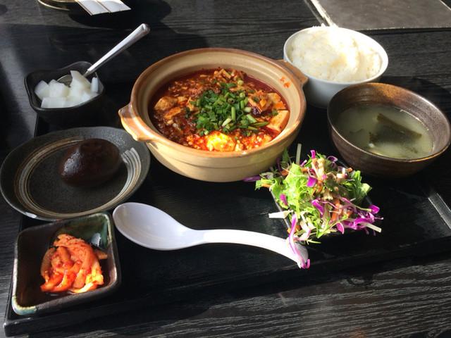 逸品火鍋 - 麻婆豆腐