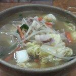 貴長 - 野菜ラーメン