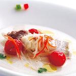 トスカネリア - 沼津港から直送の鮮魚料理