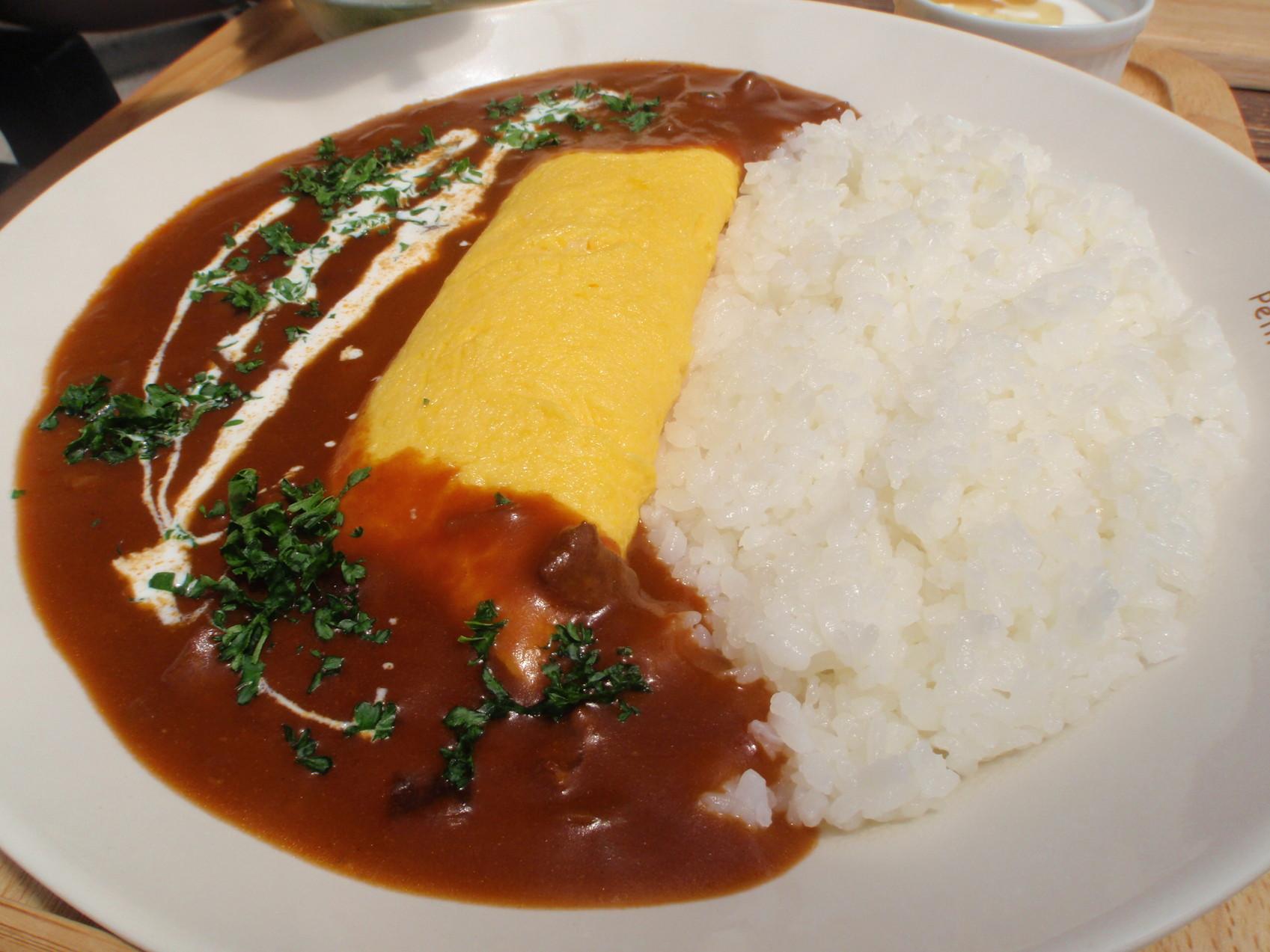 洋食屋さん HANASHINOBU