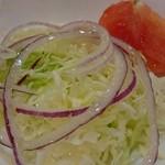 洋食 ふじい - サラダ