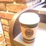 タリーズコーヒー - 本日のコーヒーTallサイズ。税込み360円 20151227