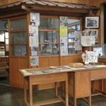 小松屋本家 - レジカウンター的なところ