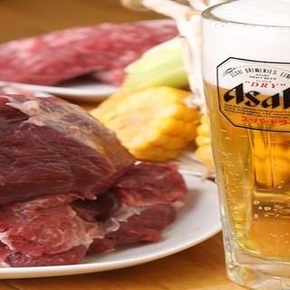 生ビール1杯目100円!!