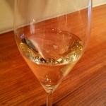 トスカネリア - 食前のスパークリングワイン