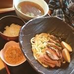 博多華味鳥 - うどんつけ麺