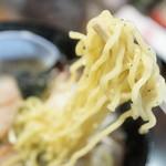 円山 嬉 - 黄色中麺