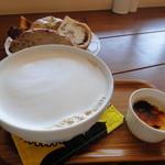Yukinko Bakery&Cafe - ランチセット・3