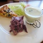 Yukinko Bakery&Cafe - ランチセット・2