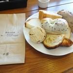 Yukinko Bakery&Cafe - ランチセット・1