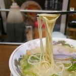 ラーメン太郎 - 麺