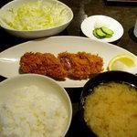 とんかつ dining TONKA - ランチのすらかつ膳