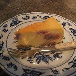 紙ひこうき - ベリーベリーチーズケーキ