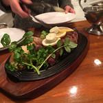 レストラン リオン・ド・リオン - ステーキ