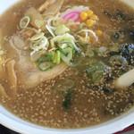 インター食堂 - 料理写真:味噌ラーメン