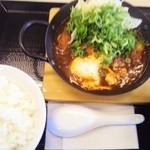かつや - 料理写真:ねぎ味噌カツ定食(2015冬限定)