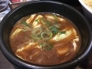 日の出らーめん 横浜桜木町本店 - 剛つけ麺