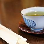 福家 - 緑茶