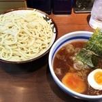 つきみ野大勝軒 - 味玉つけ麺 (並)